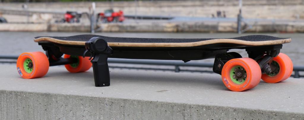 Le longboard électrique