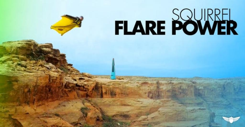 The Power of the Flare