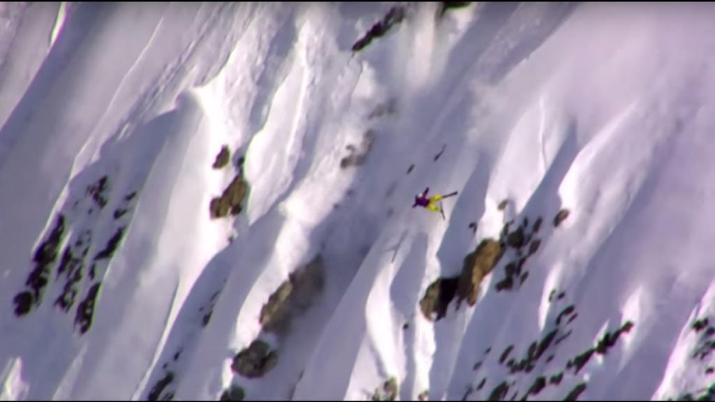 Vidéo les meilleures chutes de ski jamais vues!