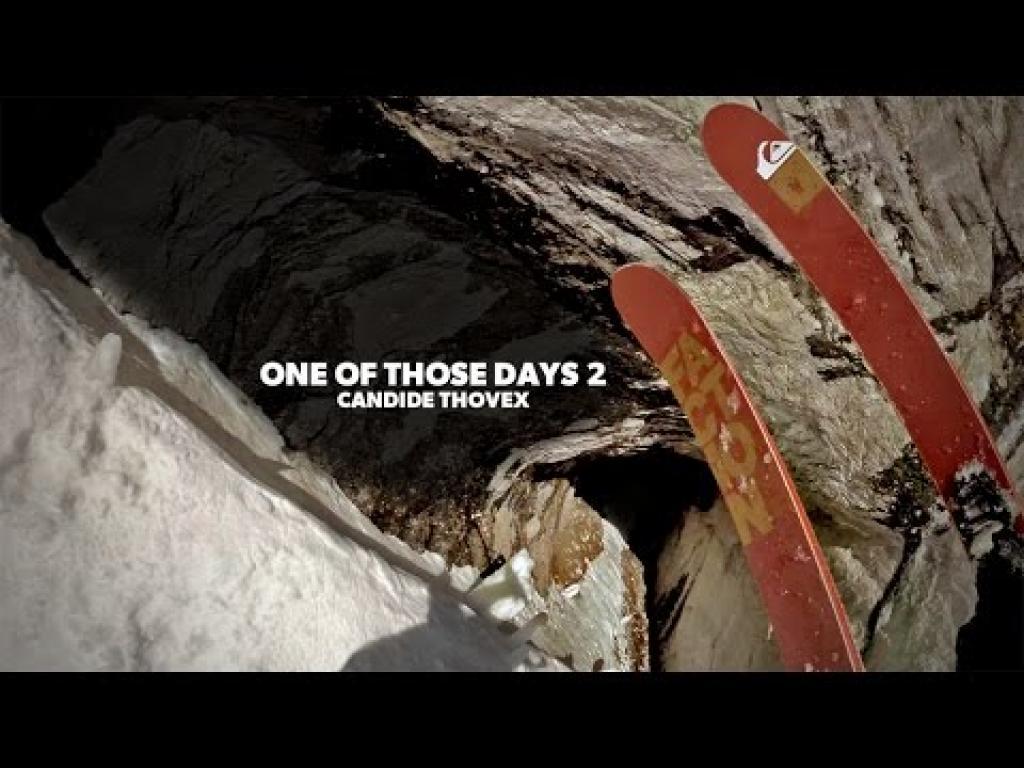 Vidéo Ski Freestyle Candide Thovex