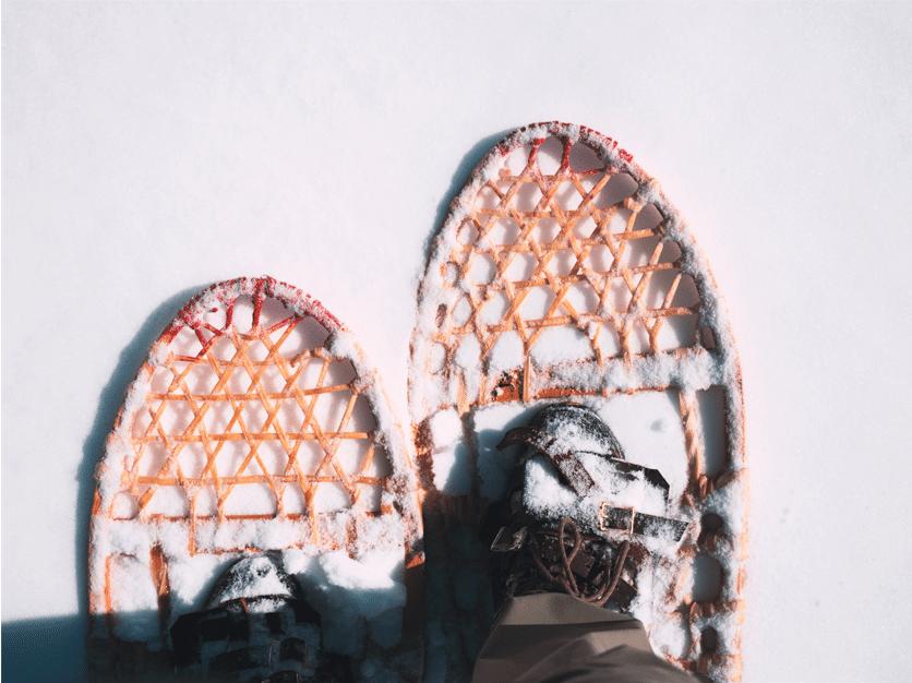 Raquette hiver