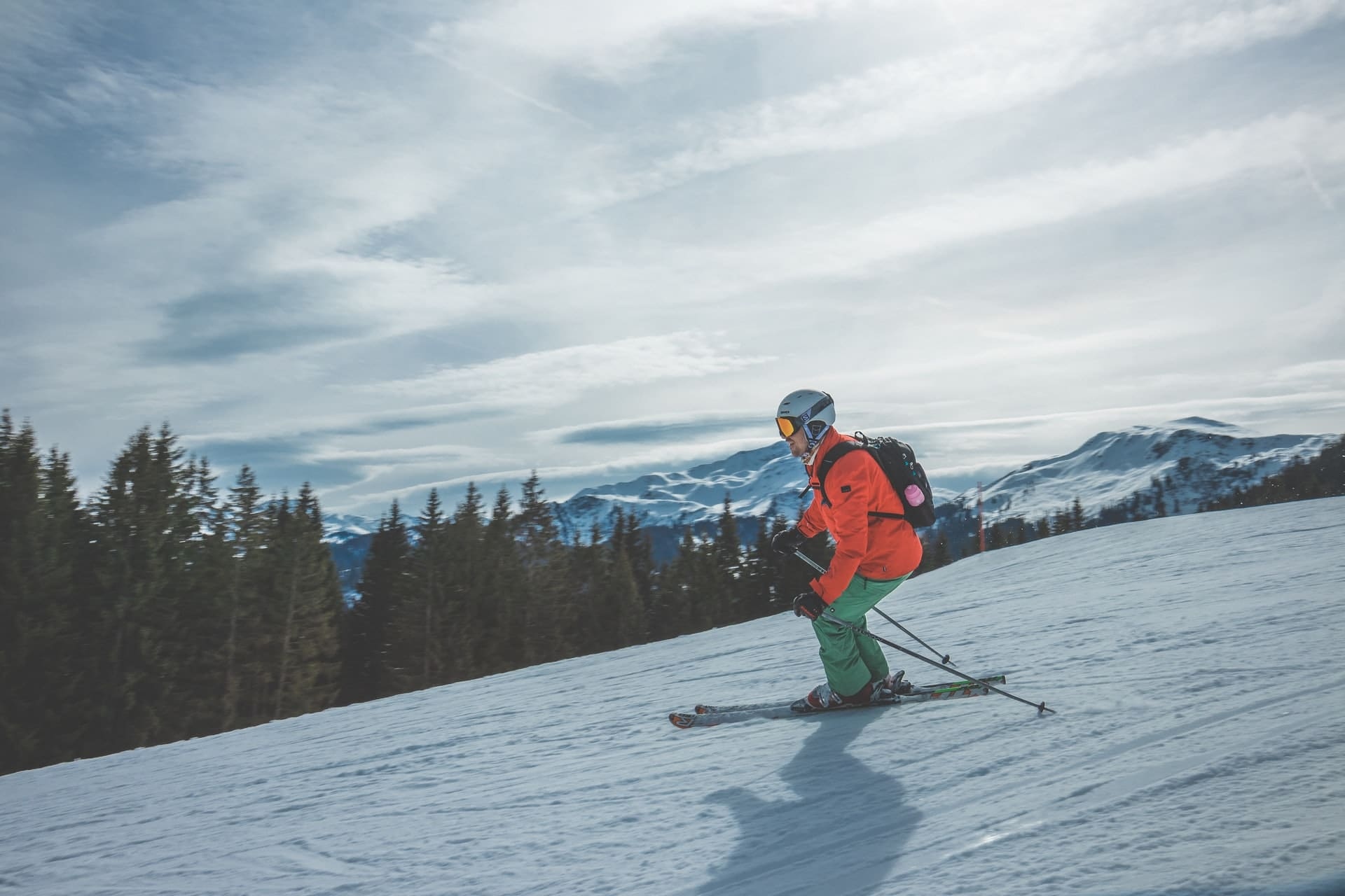 Équipement de ski : qu'est-ce qu'un vêtement thermorégulateur?