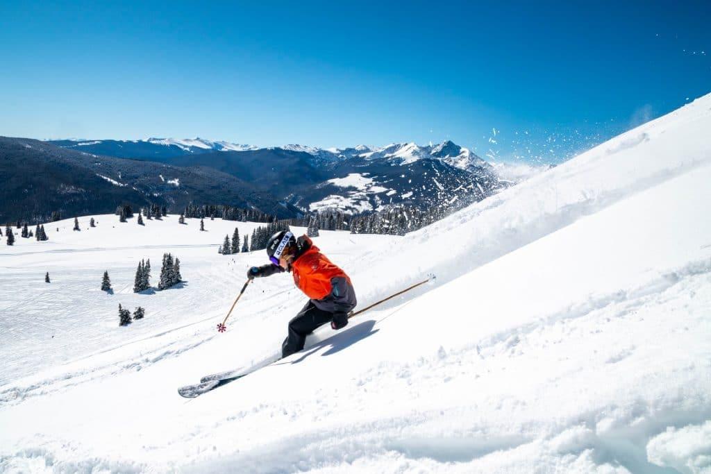 skieur vêtement thermoregulateur